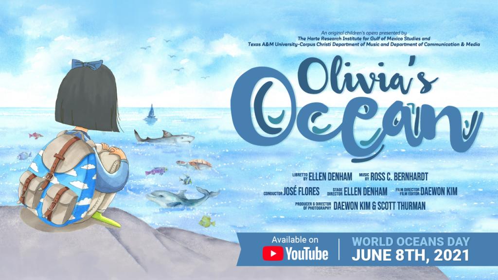 Olivia's Ocean Banner Graphic
